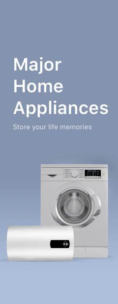 Smart Major Home Appliances
