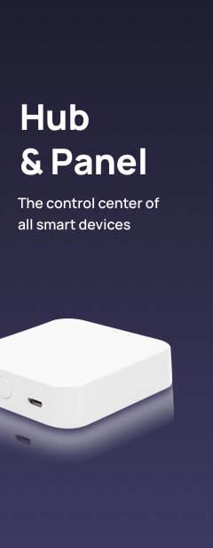 Smart Hub & Control Panel
